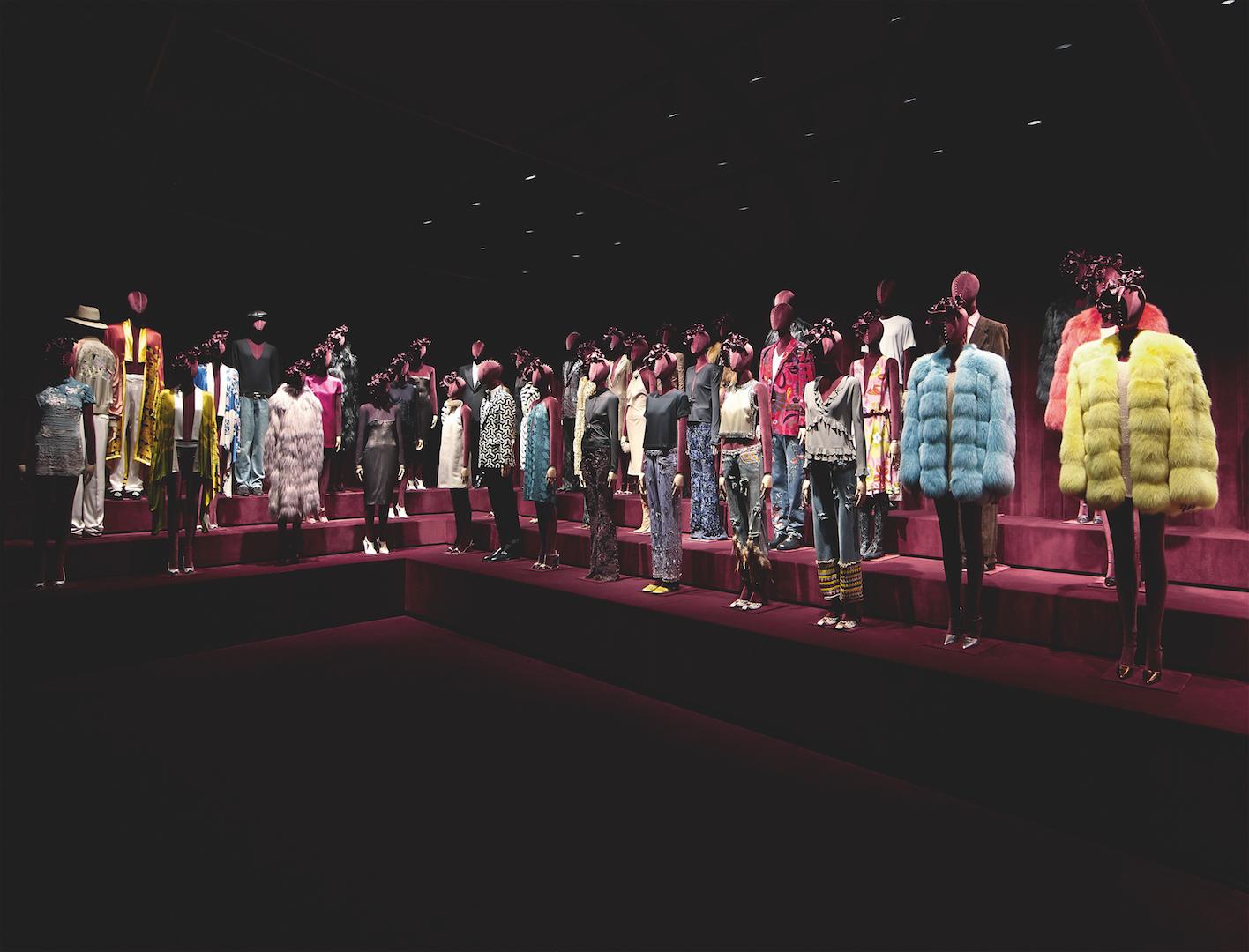 Le due sale dedicate a Tom Ford nel Gucci Museo di Firenze
