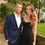 Jenson Button e Brittny Ward