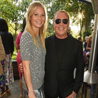 Michael Kors inaugura a Londra con Gwyneth Paltrow e Alonso