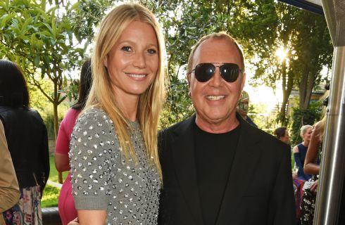 Gwyneth Paltrow e Fernando Alonso inaugurano il nuovo store di Michael Kors