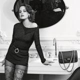Kristen Stewart nella nuova campagna Chanel di Karl Lagerfeld
