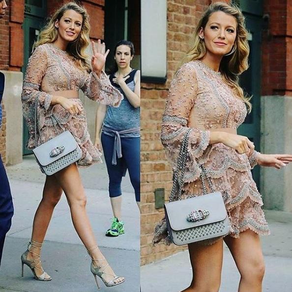 I look più belli di Blake Lively durante la gravidanza