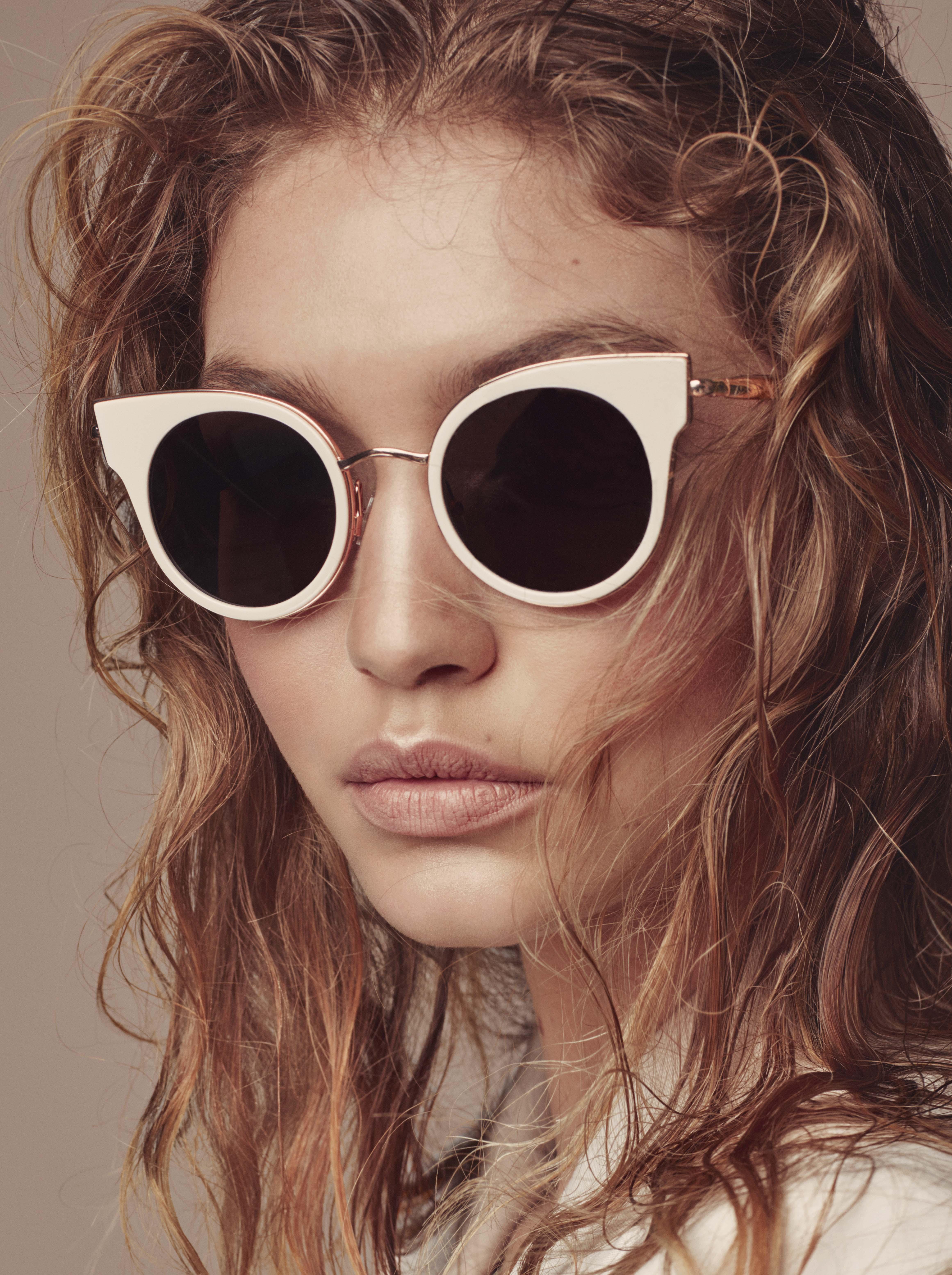 Gigi Hadid, volto della campagna Max Mara Accessori