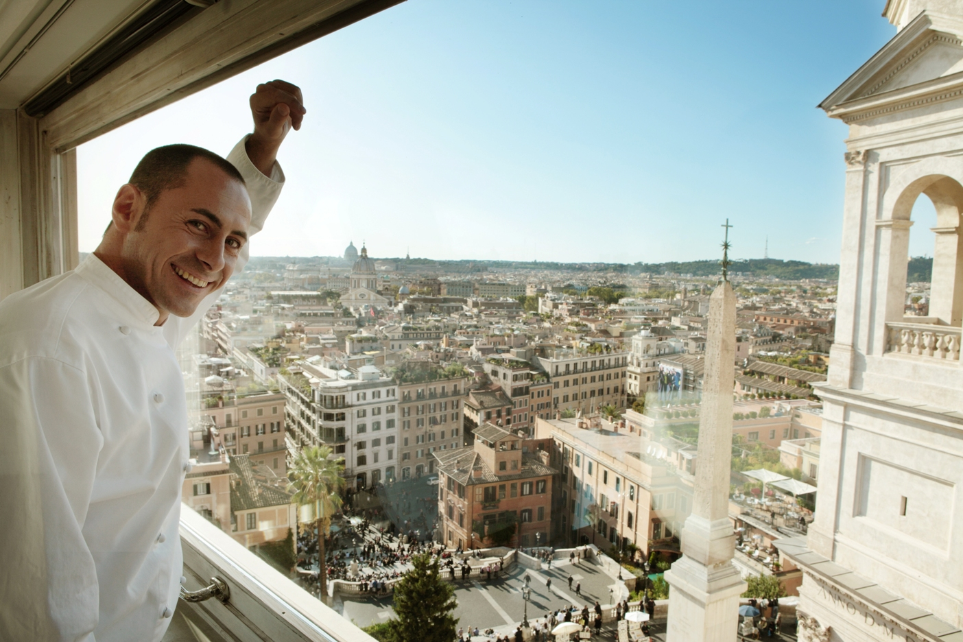 Ristoranti romantici Roma: i migliori con terrazza