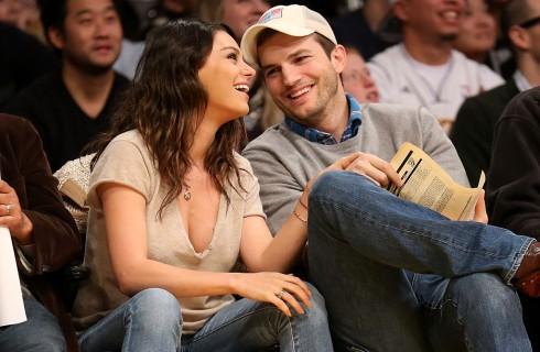 Mila Kunis aspetta il secondo figlio da Ashton Kutcher
