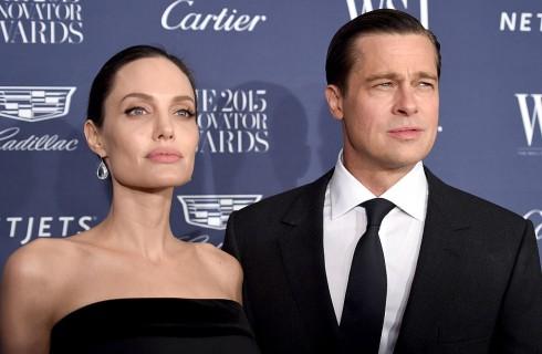 Angelina Jolie vuole allontanare per sempre Brad Pitt dai figli