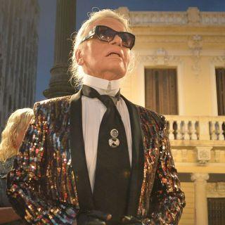 Karl Lagerfeld disegna i costumi per il balletto