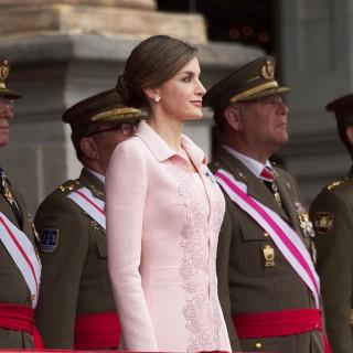 Kate Middleton e Letizia di Spagna: eleganza a confronto