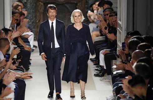 Valentino: ufficiale l'addio di Maria Grazia Chiuri, Piccioli unico direttore creativo