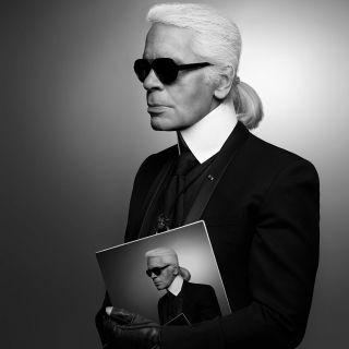 Gli scatti di Karl Lagerfeld in mostra a Palazzo Pitti