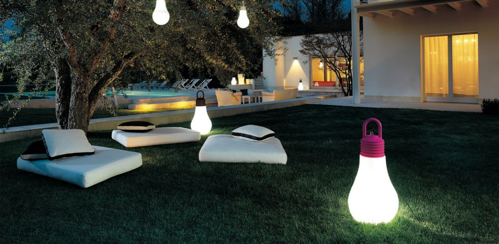 Kartell Al Salone Del Mobile : Illuminazione giardino le idee design più belle diredonna