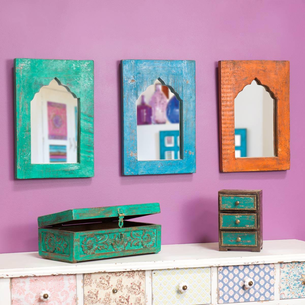 specchi i pi belli per arredare casa diredonna. Black Bedroom Furniture Sets. Home Design Ideas