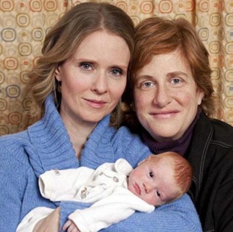Le più belle mamme vip lesbiche