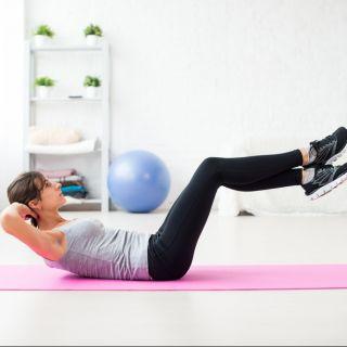 Addominali, esercizi isometrici dal pilates
