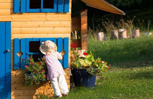 Casette da giardino per bambini, le più belle