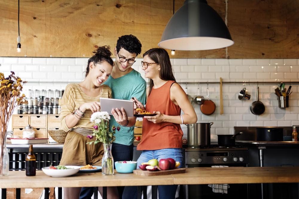 Arredare cucina piccola le soluzioni salvaspazio diredonna - Cucina piccola soluzioni ...