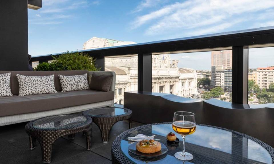 Aperitivi In Terrazza Milano I Migliori Roof Garden Diredonna
