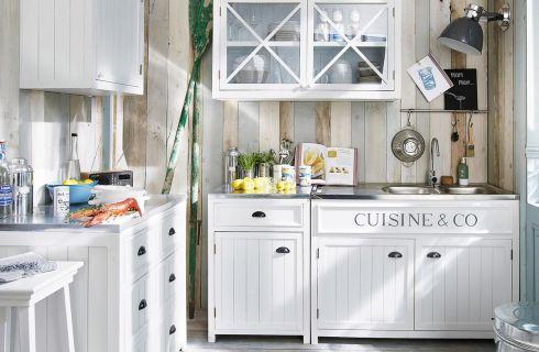 Cucina bianca: abbinamenti e consigli
