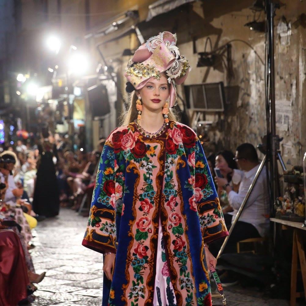 Dolce & Gabbana Alta Moda 2016, le foto