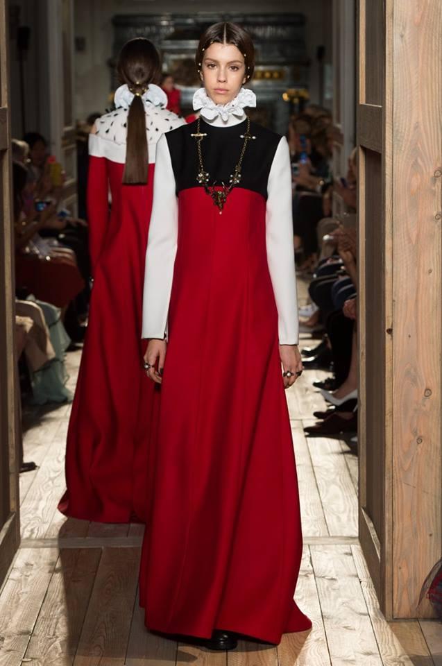 Valentino Haute Couture Autunno/Inverno 2016- 2017, foto
