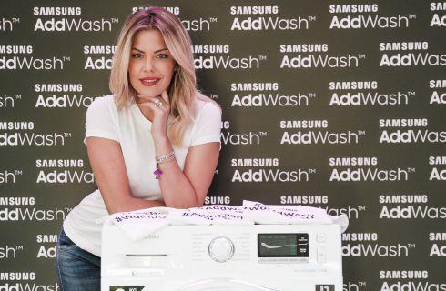 Samsung AddWash: 5 buoni motivi per usarla