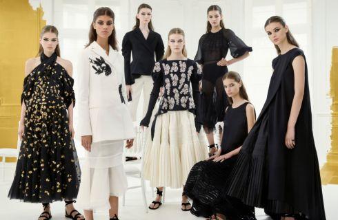 Dior: collezione Haute Couture Autunno/Inverno 2016-2017