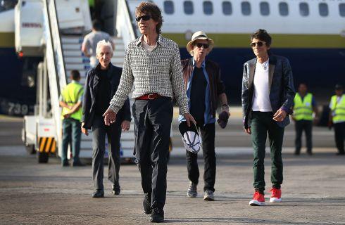 Mick Jagger sarà padre per l'ottava volta a 72 anni