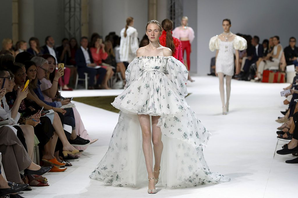 Giambattista Valli Haute Couture Autunno/Inverno 2016-2017, foto