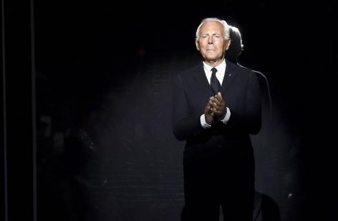 Giorgio Armani: nasce la Fondazione a suo nome