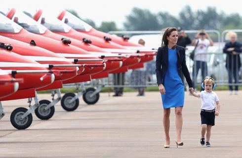 Kate Middleton: vacanze in Francia con George e Charlotte