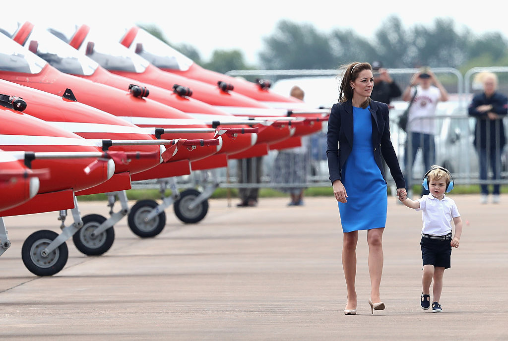 Kate Middleton: vacanza in Francia con George e Charlotte