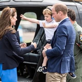 Kate Middleton: le regole per educare il Principe George