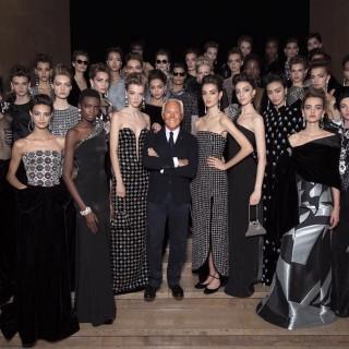 Auguri Giorgio Armani: 82 anni di stile