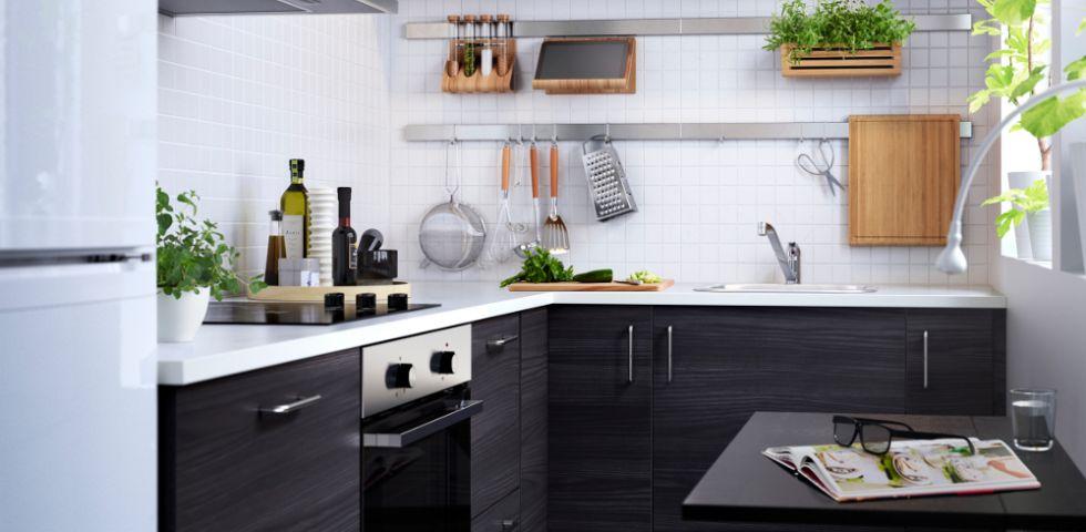 5 motivi per scegliere la cucina nera | DireDonna