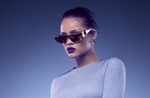 Rihanna per Dior: la linea di occhiali da sole