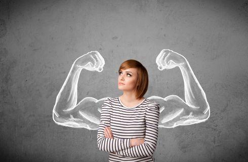 10 fatti che dimostrano che sei una donna forte