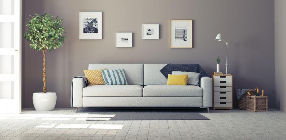 come arredare un soggiorno rettangolare | diredonna - Come Arredare Un Soggiorno Moderno Piccolo