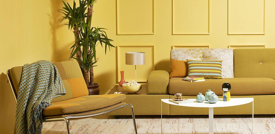 10 idee per dipingere le pareti di casa diredonna - Dipingere le pareti di casa ...