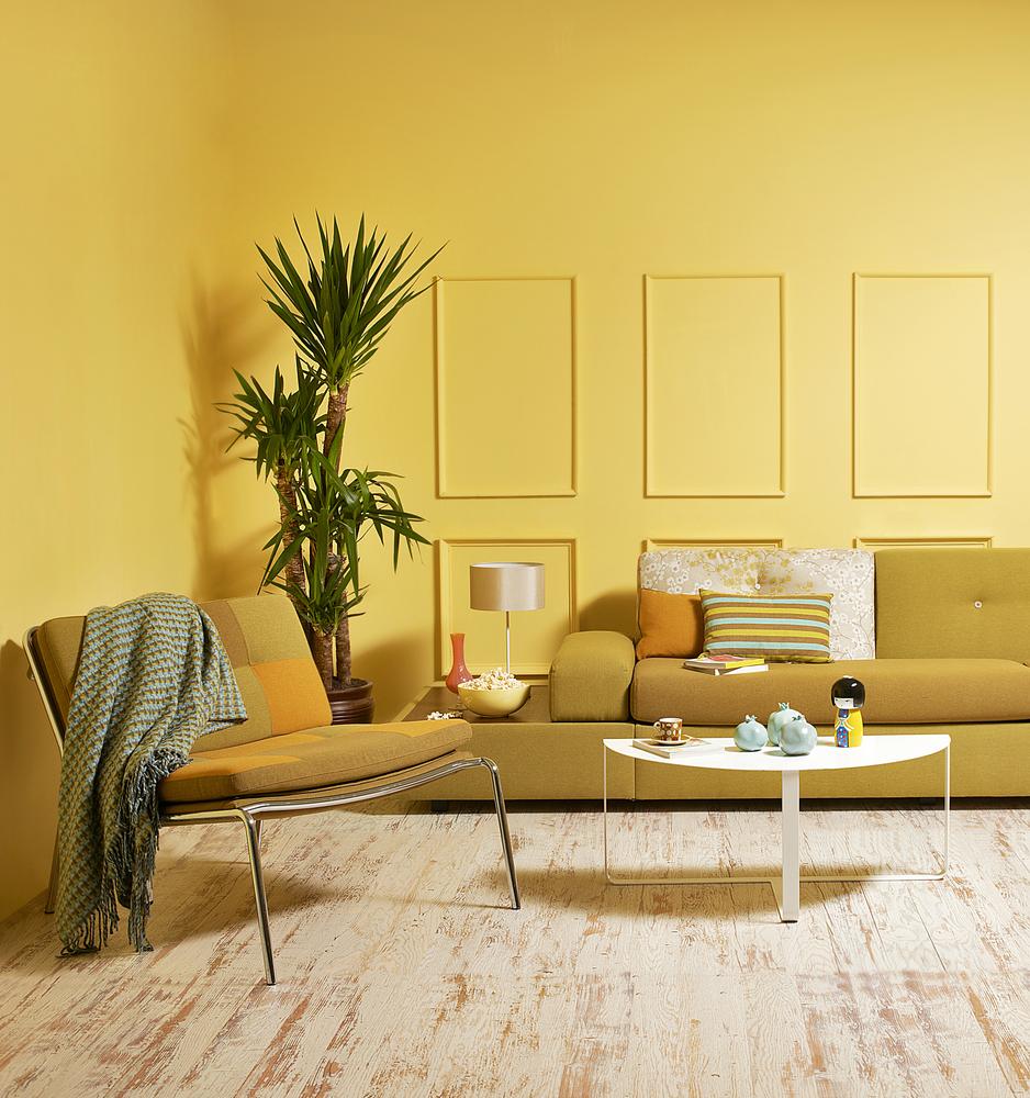 10 idee per dipingere le pareti di casa diredonna - Dipingere casa colori di moda ...