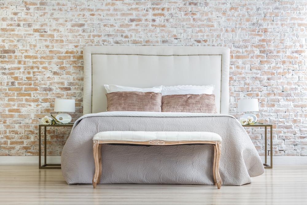 Idee per le pareti della camera da letto diredonna - Idee per testata letto ...
