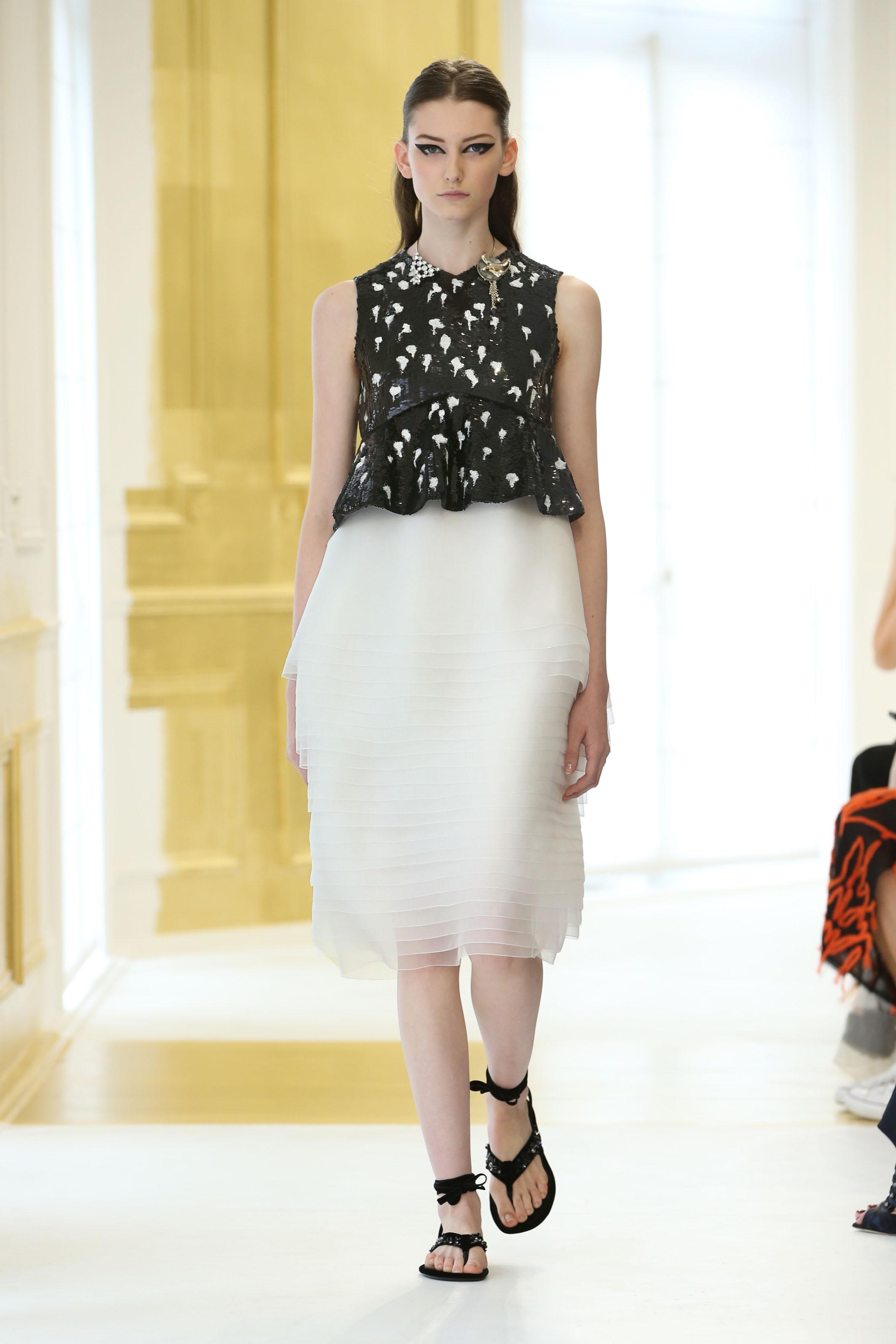 Dior, le foto Haute Couture per l'Autunno Inverno 2016/17