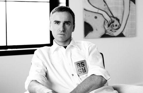 Raf Simons nuovo direttore creativo di Calvin Klein