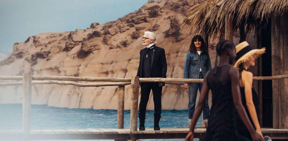 Le 10 frasi più famose di Karl Lagerfeld