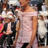 Abito Chanel con veletta, 2011