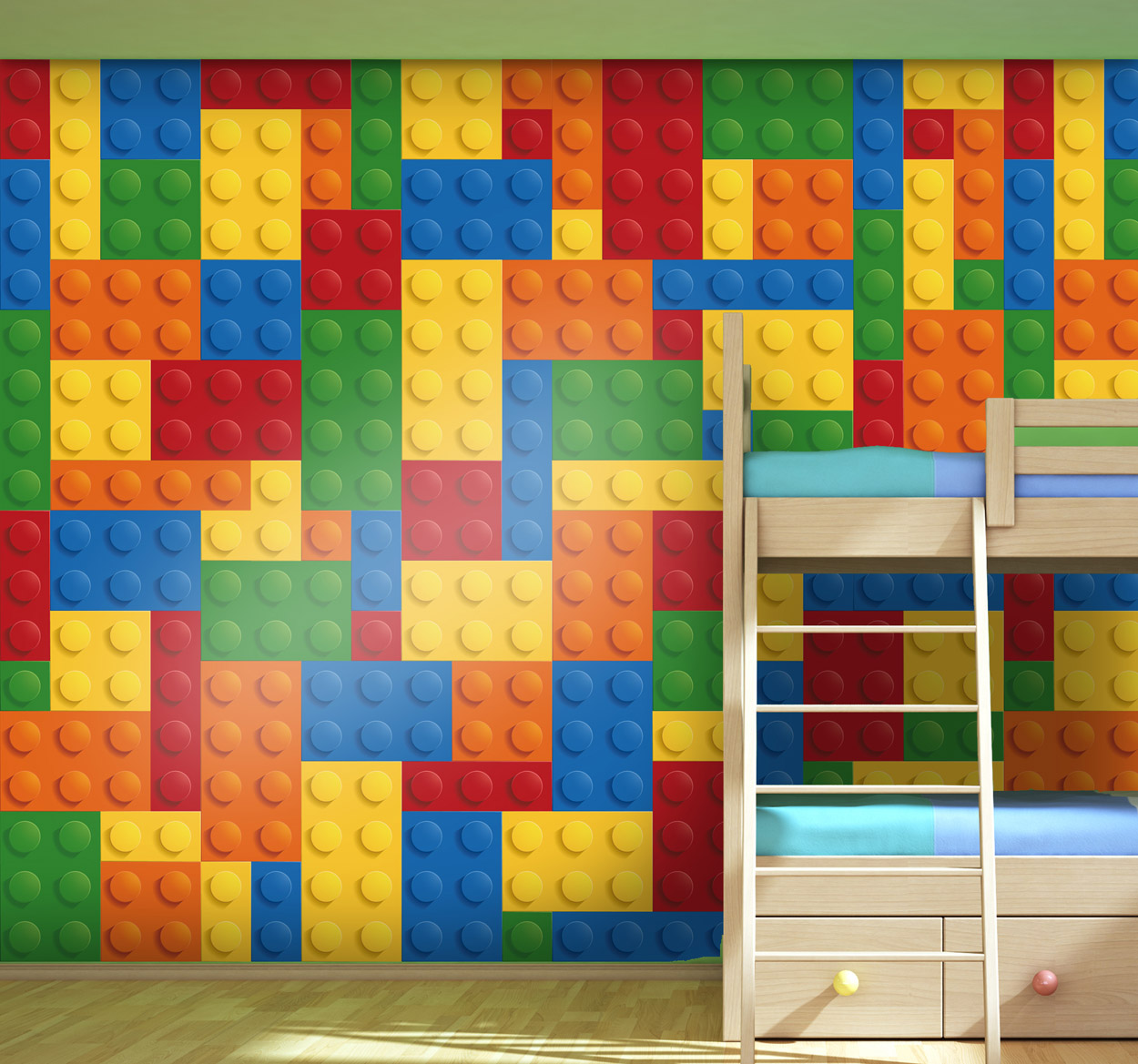 Adesivi murali bambini, le proposte per decorare la cameretta