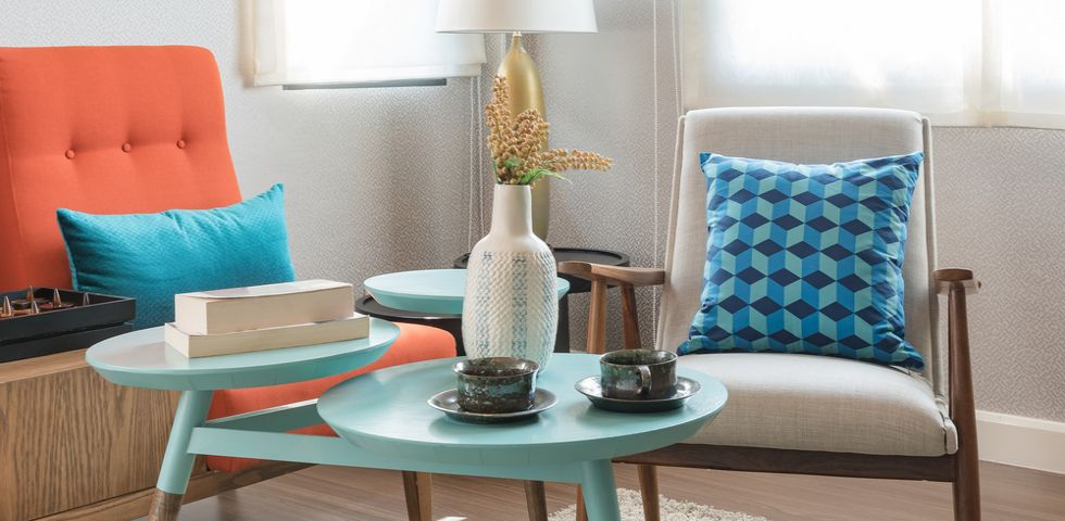 10 stili per arredare il soggiorno | DireDonna