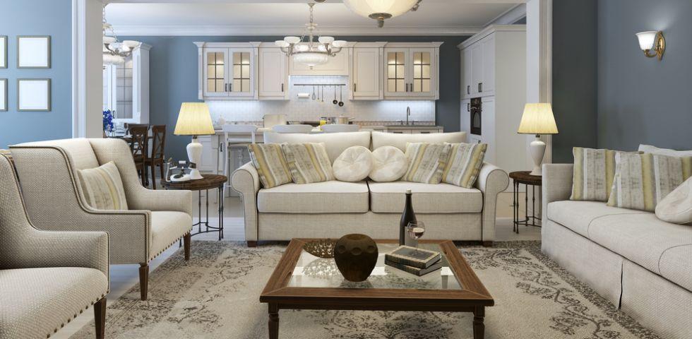 Come arredare la casa in stile classico diredonna for Casa stile classico moderno