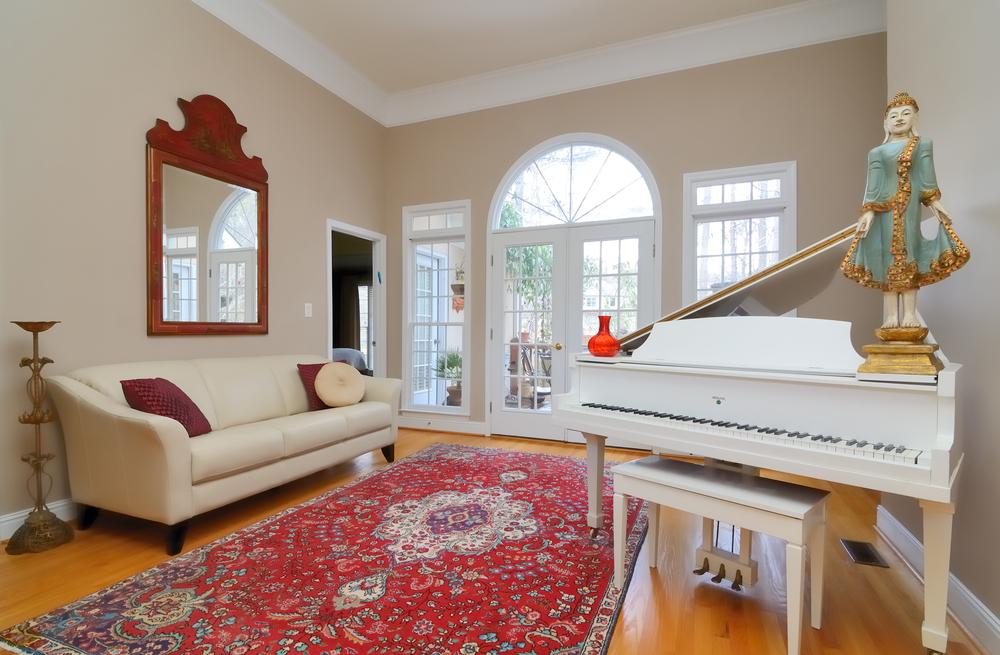 Gli stili per arredare il soggiorno