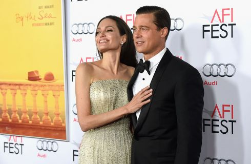 Angelina Jolie contro Hollywood per avere preso le parti di Brad Pitt