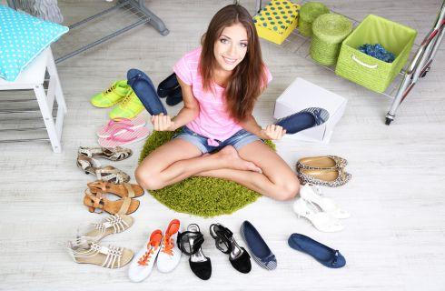Dove mettere le scarpe in casa: 10 idee sorprendenti